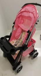 Vendo Carrinho de bebê Novinho R$ 240,00