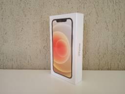 Iphone 12 64g Branco Novo Lacrado Garantia de 1 ano