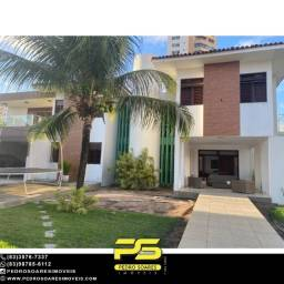 Casa com 5 dormitórios para alugar, 1.120 m² por R$ 16.000/mês - Estados - João Pessoa/PB