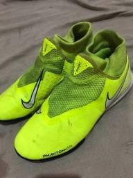 Chuteira Nike 38 salão