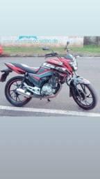 Vendo moto 2016- 2017