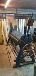 Dobradeira de chapas industrial 2 metros