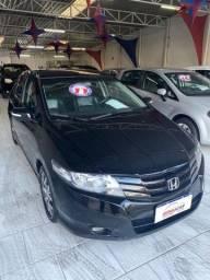 Honda city 2011 1.5 ex 16v flex 4p automÁtico