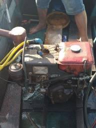 Motor a diesel yamaar
