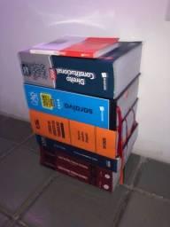 7 livros de Direito