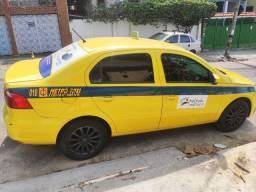 Táxi Voyage 2018 com autonomia