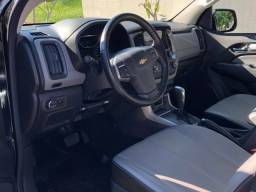 S10 2.8 LTZ Cd 4x4 Automático Diesel 2019 Preta Linda. Completaça.