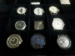 Coleção de Relógios pra vender logo
