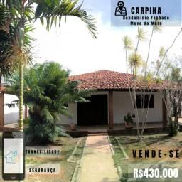 CASA EM CARPINA| COND. FECHADO ?