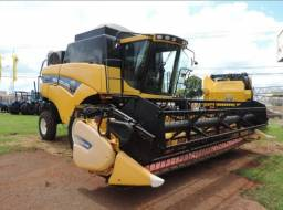 Colheitadeira New Holland - Cr 5080