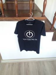 Camisa da Blue Steel (tamanho M)