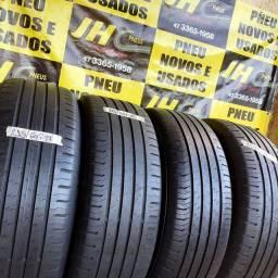 4 pneus 215/60r17 Continental