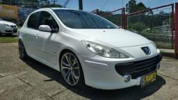 Peugeot 307 TOP com TETO legalizado baixo 2012