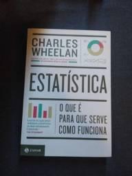 Livro - Estatística: O que é. para que serve, como funciona