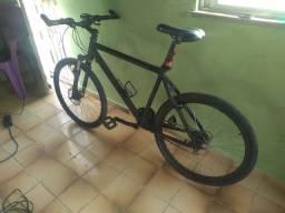 Bike toda em alumínio aro 26