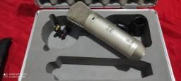 Microfone Gravação Profissional