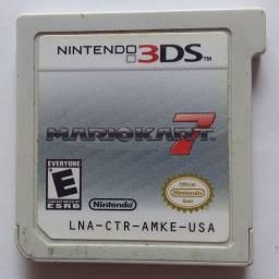 Mario Kart 7 Nitendo 3DS