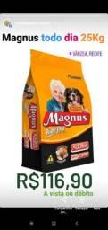 MAGNUS PREMIUM 25kg APENAS R$116,90