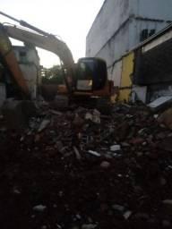 Alugo Retro escavadeira