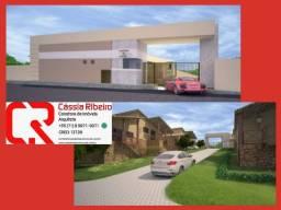 Título do anúncio: Casas de 2 quartos e 2 vagas de garagem na Chapada Diamantina 79m²
