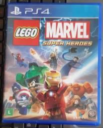 Game PS4 LEGO MARVEL SUPER HEROIS ORIGINAL