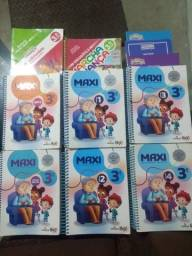Livros 3°ano MAXI