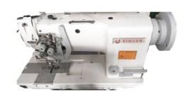 Máquina de Costura Pespontadeira 2 AG Usada (Entregue Completa)