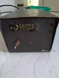 Fonte de carregar bateria 50A