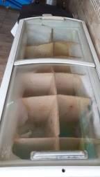 Freezer e liquidificador industrial