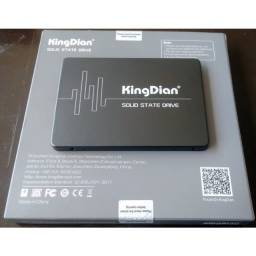 SSD 120GB KingDian (Novo/Lacrado)