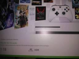 Xbox one s 1tb Blu ray utra hd