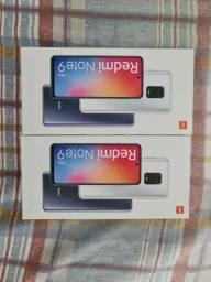 Redmi note 9 pro 128 GB 6 de ram Aceito cartao de crédito consulte taxas