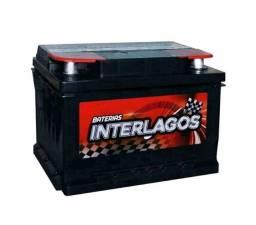 bateria interlagos 60ah baixa manutenção!!!