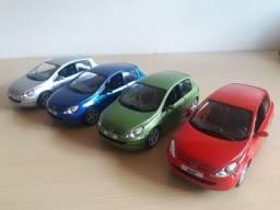 Miniatura Peugeot 307 XSI