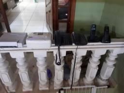 Telefones e eletrônicos