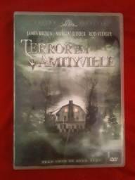 DVD terror em amityville bom estado
