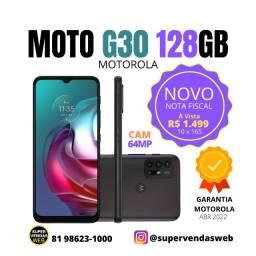 Moto G30 128GB Camera 64mp Lacrado!