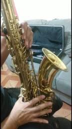Sax tenor wadman semi novo