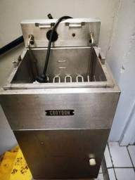 Fritadeira elétrica 220v vertical