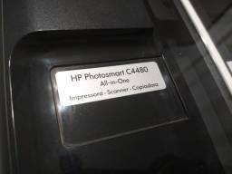 Impressora Multifunção HP C4480