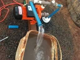 Manutenção poço artesiano