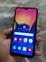 Samsung Galaxy A10 32GB, Aceito picpay