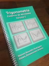 Trigonometria- caderno de atividades- volume 2