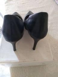 Sapato Scarpin Preto NR 36