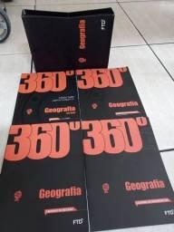 Livro de geografia 360 graus