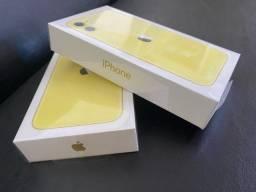 iPhone 11 256 Gb amarelo lacrado