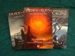Kit 3 Livros ***USADOS*** Eduardo Spohr