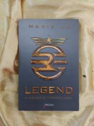 Livro Legend - Livro 1