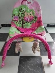 Cadeira de bebê (Toca e Vibra)
