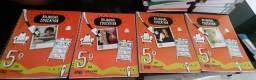 Vendo livros didaticos do sistema de ensino positivo do 5 ano